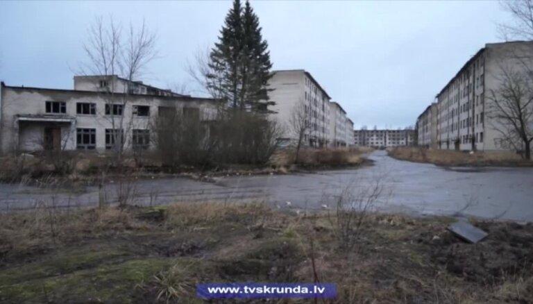 Skrundas militārajā pilsētiņā grib izveidot NATO poligonu