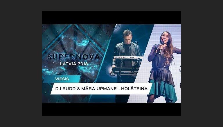 Noklausies! DJ Rudd un Māra Upmane-Holšteine radījuši kopīgu dziesmu