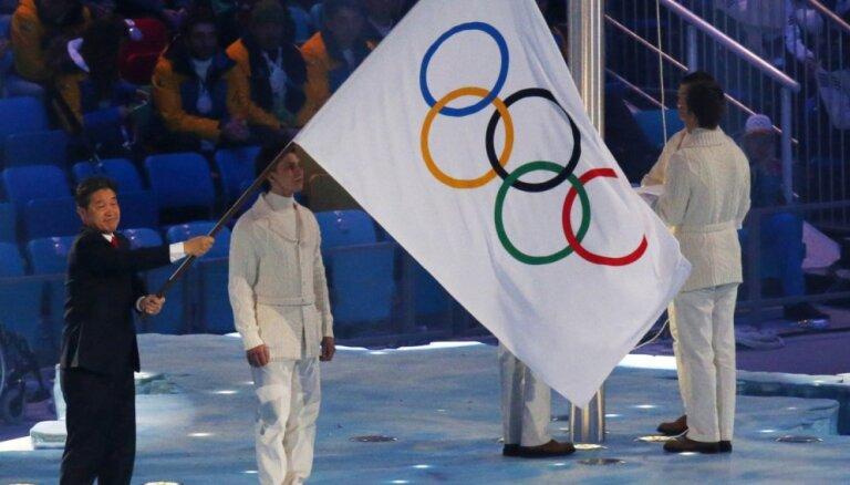 Itālijas valdība nodrošina garantijas 2026. gada ziemas olimpisko spēļu kandidatūrai