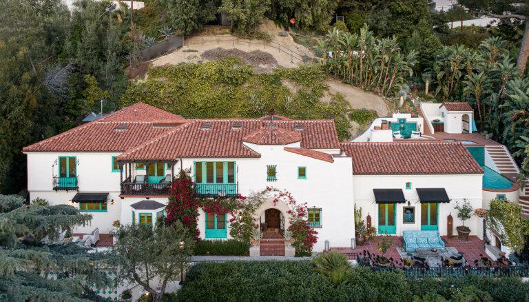 ФОТО, ВИДЕО: Леонардо Ди Каприо купил для мамы роскошный дом в колониальном стиле