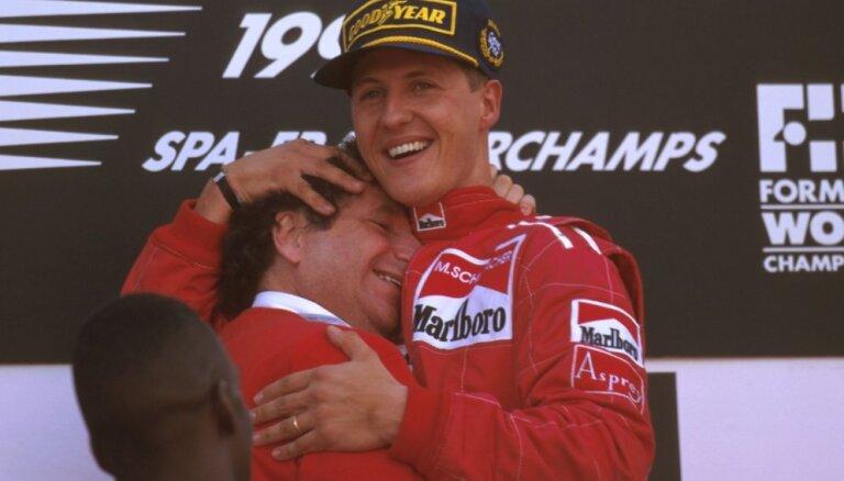 Михаэль Шумахер остается самым богатым гонщиком планеты