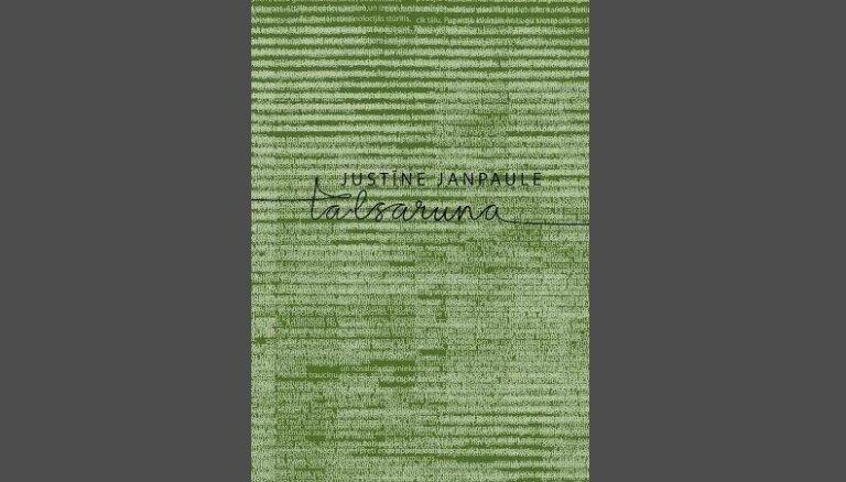 Apgāds 'Mansards' izdevis Justīnes Janpaules debijas dzejas krājumu 'Tālsaruna'