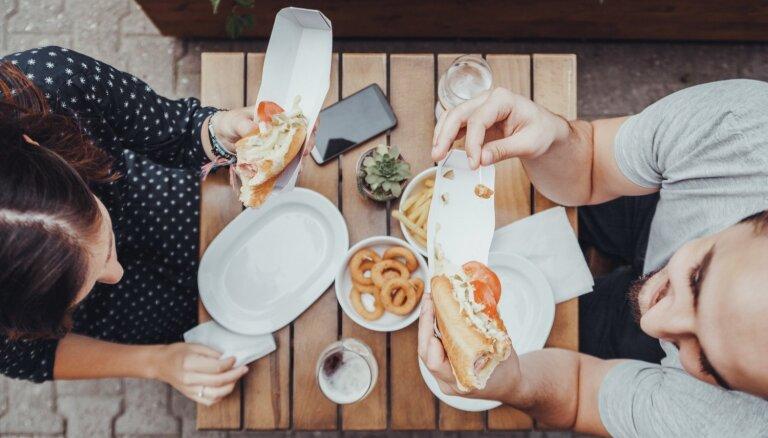 Aptaukošanās, depresija, atkarība. Ķīmiski apstrādātas pārtikas negatīvā ietekme uz veselību