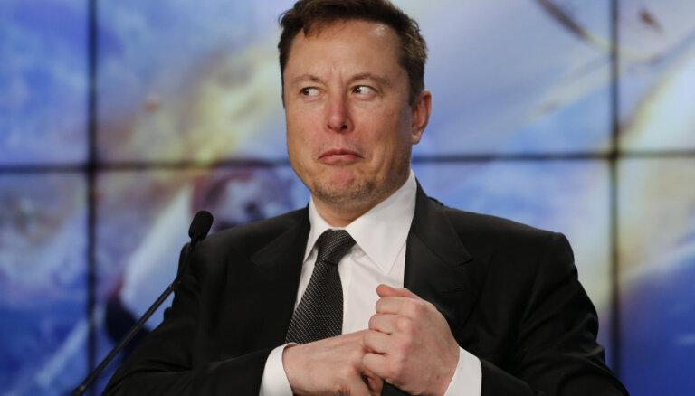 Илон Маск: люди скорее погибнут в автокатастрофе, чем от коронавируса