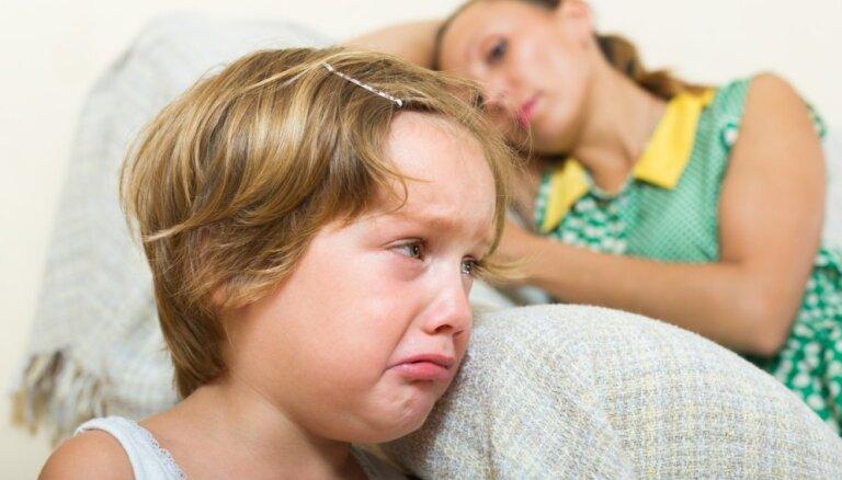 Vecākus aicina pieteikties bezmaksas nodarbībām par bērnu uzvedības problēmu rašanās cēloņiem