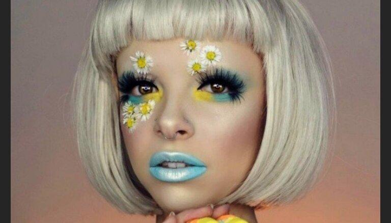 Взрывная красота: визажист создала невероятные образы, вдохновившись бомбочками для ванны