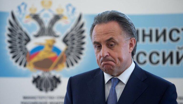 Виталий Мутко оставил еще один пост