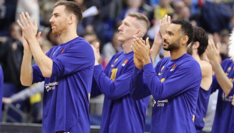 Šmits un 'Barcelona' nonāk uzvaras attālumā no ACB čempiontitula