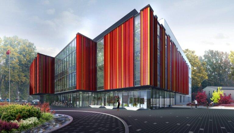 Ieguldot 8,5 miljonus eiro, būvēs jaunu RSU farmācijas studiju un zinātnes kompleksu