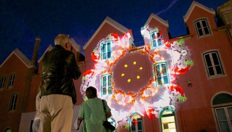 Latviešu mākslinieku objekts iekļauts Āzijas lielākā gaismas festivāla programmā