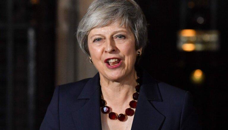 """Мэй назвала сделку по """"Брекзиту"""" единственным и лучшим вариантом"""