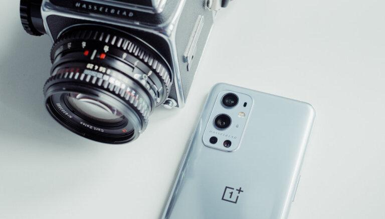 Dižākais pieteikums telefonkameru jomā – 'Oneplus 9 Pro' ar leģendāro 'Hasselblad'