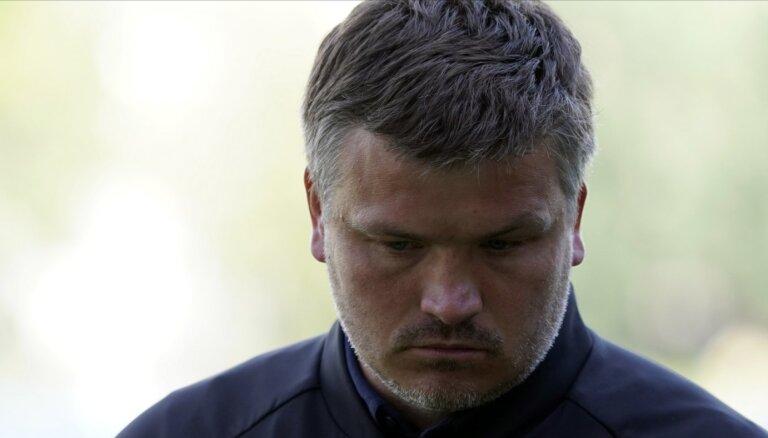 'Riga' futbolisti Riherta debijā izglābjas no punktu zaudēšanas 'Noah'