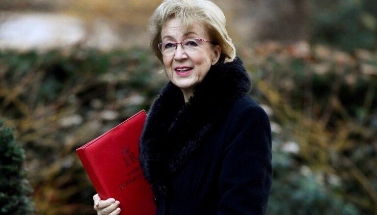 Lielbritānijas parlamenta priekšsēdētāja pauž neizpratni par Briseles 'spēli'