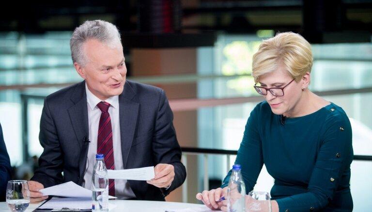 Выборы президента Литвы: во втором туре больше шансов у Науседы