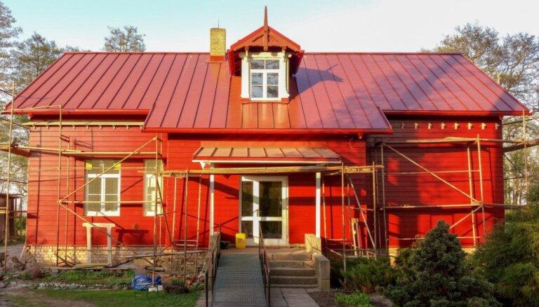 Ar jaunuzņēmēju palīdzību atjaunots vēsturiskais 'Kaltenes klubs'