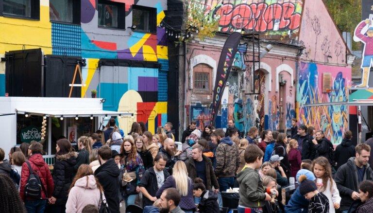 Tallinas ielas kvartālā svētdien notiks 'AUGam' vegāniskā ēdiena svētki