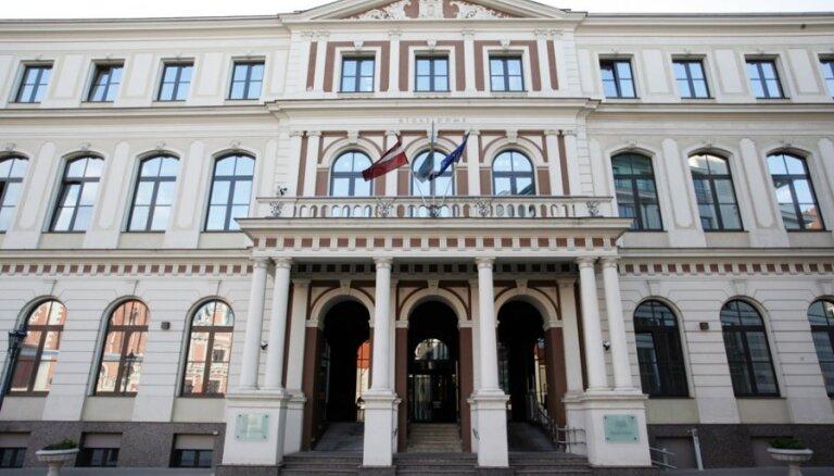 В Рижской думе приступили к работе 10 новых депутатов