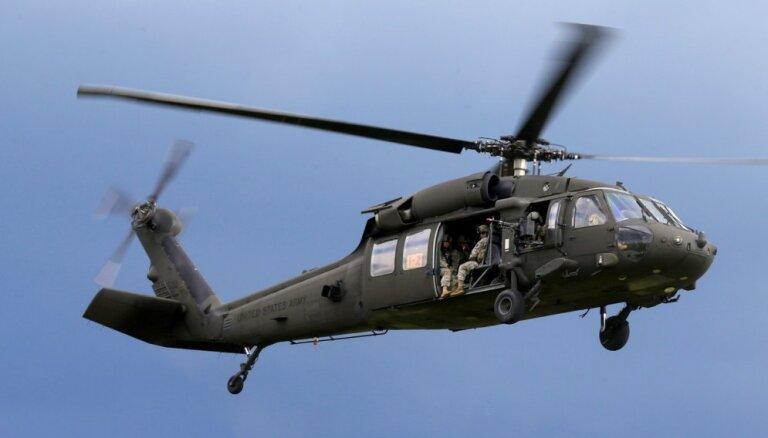 В Латвию прибыло очередное подразделение ВВС США