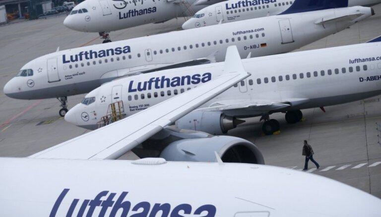 Авиакомпания Lufthansa покидает фондовый индекс Dax