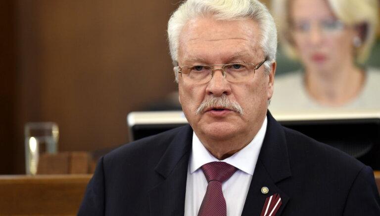 Saeimas Tautsaimniecības komisiju vadīs Dūklavs