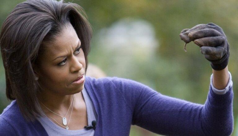ASV pirmajai lēdijai Mišelai Obamai – 50