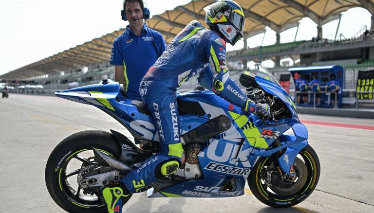 Arī Mirs pagarinājis līgumu ar 'Suzuki' komandu