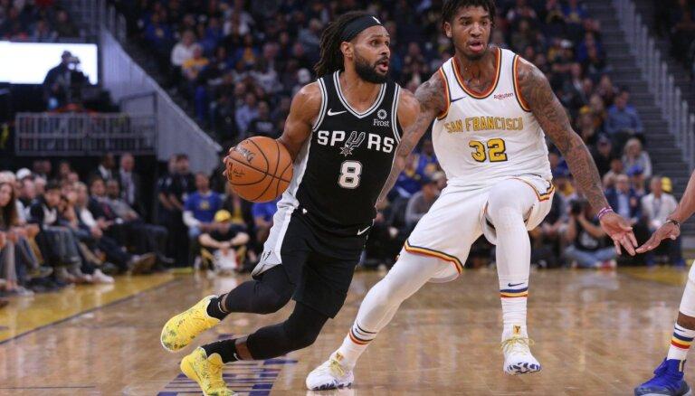 NBA basketbolists atlikušo algu ziedos kustībām pret rasismu
