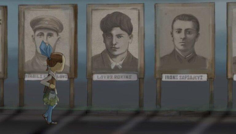Top pirmā latviešu dokumentālā animācijas filma par auksto karu