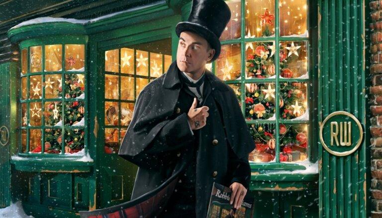 Robijs Viljamss izdos savu pirmo Ziemassvētku albumu