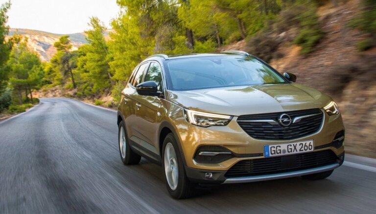 'Opel' atgriežas Krievijas tirgū, bet tikai ar trim modeļiem