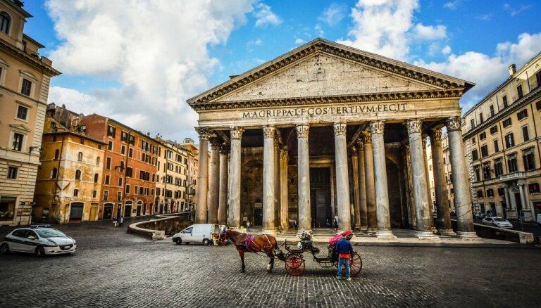 В Риме планируют ввести черный список буйных иностранцев