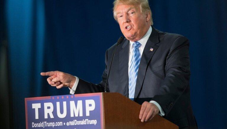 Bijušais Meksikas prezidents: Tramps atgādina Hitleru