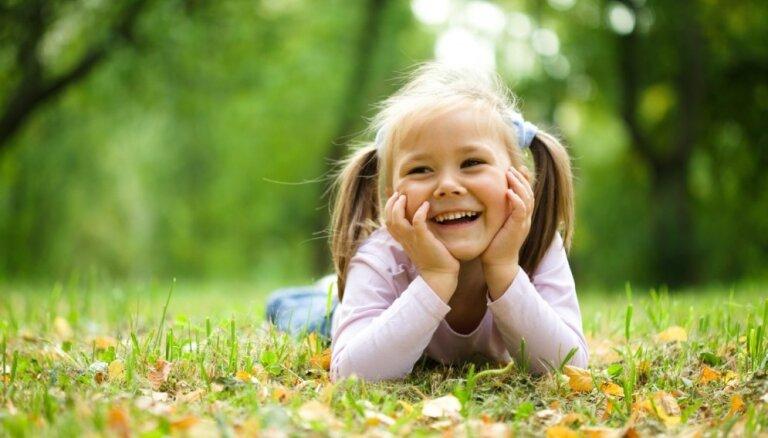 Aicina uz bezmaksas semināru, kā izaudzināt laimīgu bērnu