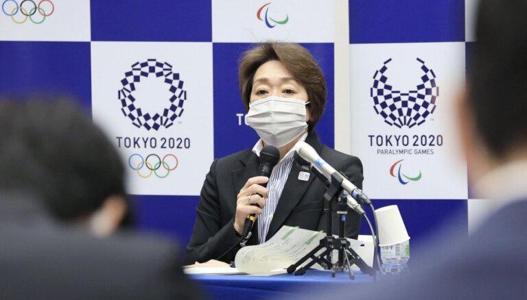 Olimpisko spēļu mājvieta Japāna pagarina ārkārtas stāvokli