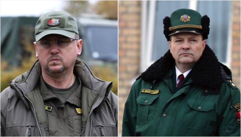 Pujāts un Martukāns prasa valstij atlīdzināt kaitējumu par izbeigtajiem kriminālprocesiem