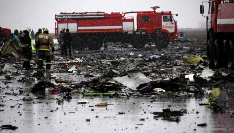 Опубликован текст переговоров между экипажем Boeing-737 и диспетчерами Ростова-на-Дону