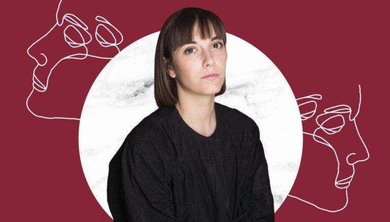 Aktrise Anta Aizupe: radošiem cilvēkiem Latvijā nopelnīt, darot vienu lietu, ir grūti