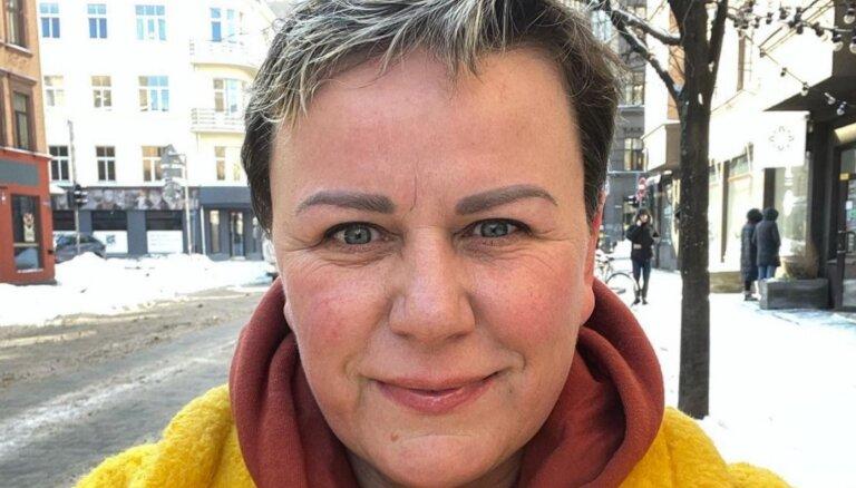 Linda Mūrniece: 'Nē, bijušos vīrus nekolekcionēju'