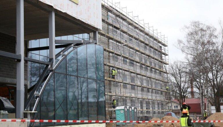 Parakstīta vienošanās par Stradiņa slimnīcas jaunā korpusa būvniecības projekta īstenošanu