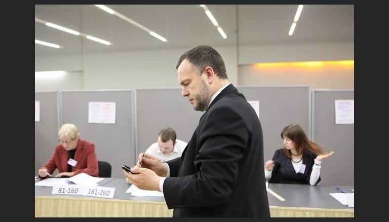 Interesi par Saeimas vēlēšanu kandidātu saraksta iesniegšanu izrādījušas 15 partijas