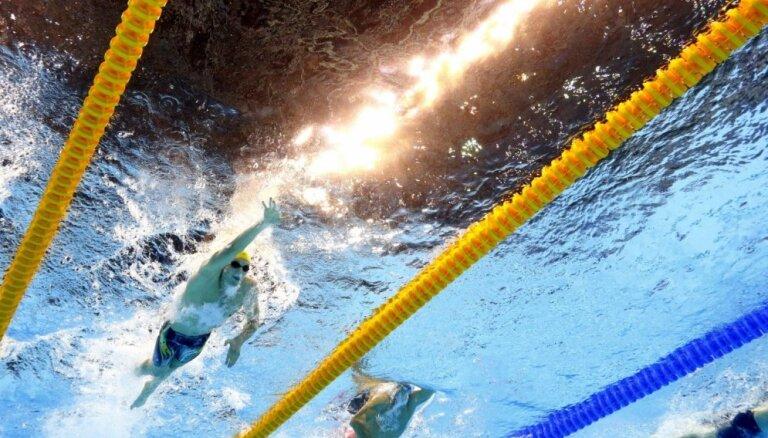 Latvjas peldēšanas čempionātā piedalīsies arī divkārtējais pasaules vicečempions