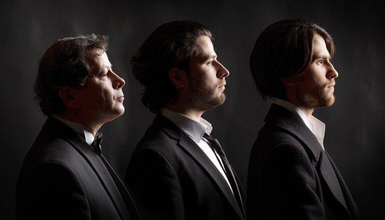 Koncertzālē 'Cēsis' uzstāsies pianisma virtuozi – trīs Osokini