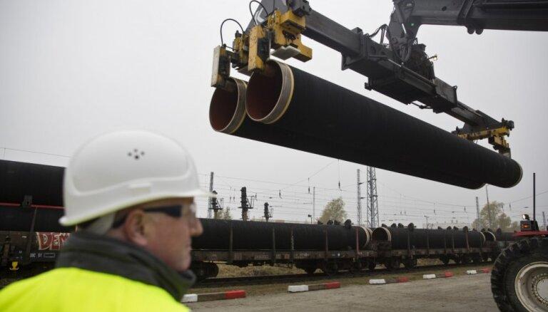 Francija iestājas pret 'Nord Stream 2' ES noteikumos