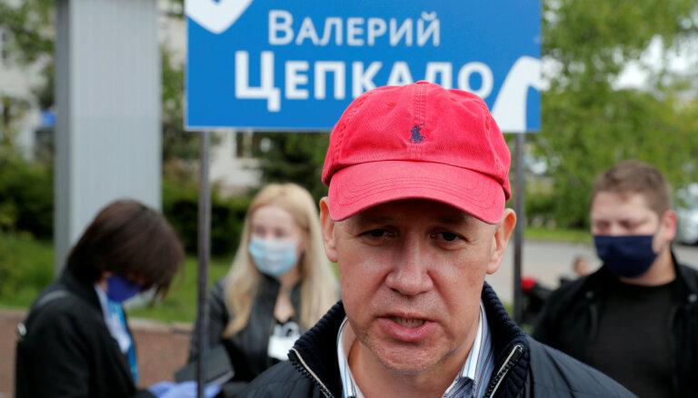 Выборы в Беларуси: Валерий Цепкало написал письмо Меркель и другим мировым лидерам