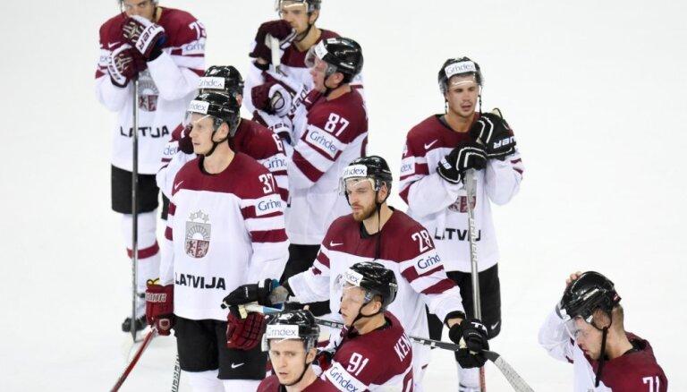 ВИДЕО: Как сборная Латвии осталась без путевки на ОИ-2018 и что сказали капитан и тренер