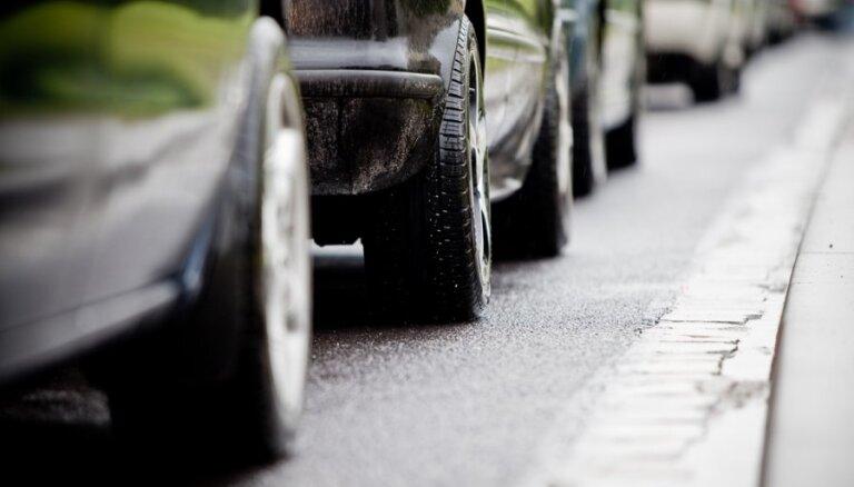 Из-за ДТП на Юрмальской трассе возможны заторы