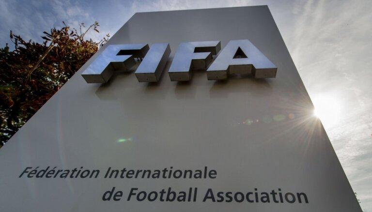 FIFA uzsākusi izmeklēšanu par divu Krievijas klubu piedalīšanos futbola turnīrā Krimā