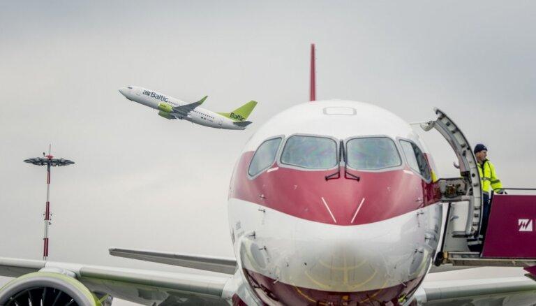 'airBaltic' atsāk lidojumus no Tallinas uz Londonu