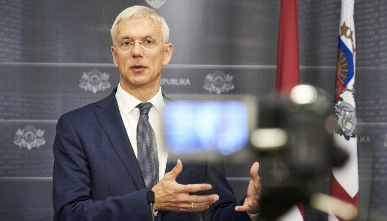 Ministru kabinets apstiprina Covid-19 ierobežojumu pagarināšanu līdz 7. februārim; nelieli precizējumi (plkst. 20.30)